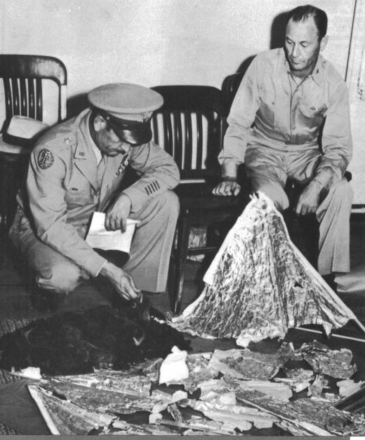 Roswell, New Mexico Incident